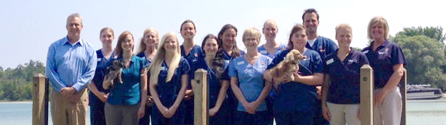 Team Picture of VCA Cherry Bend Animal Hospital