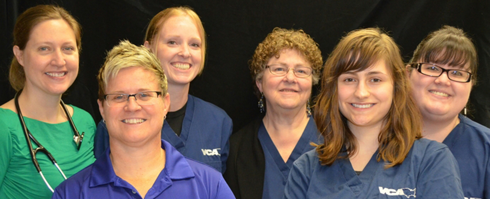 Homepage Team Picture of VCA Clackamas Animal Hospital