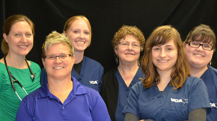 Team Picture of VCA Clackamas Animal Hospital