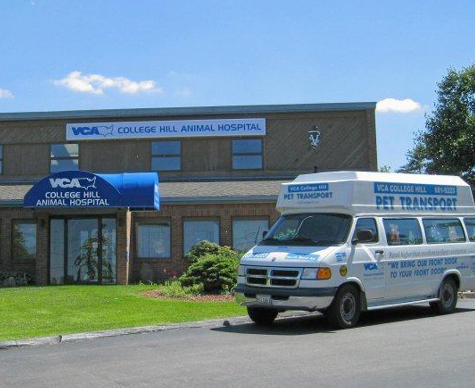 Hospital Picture of VCA College Hill Animal Hospital