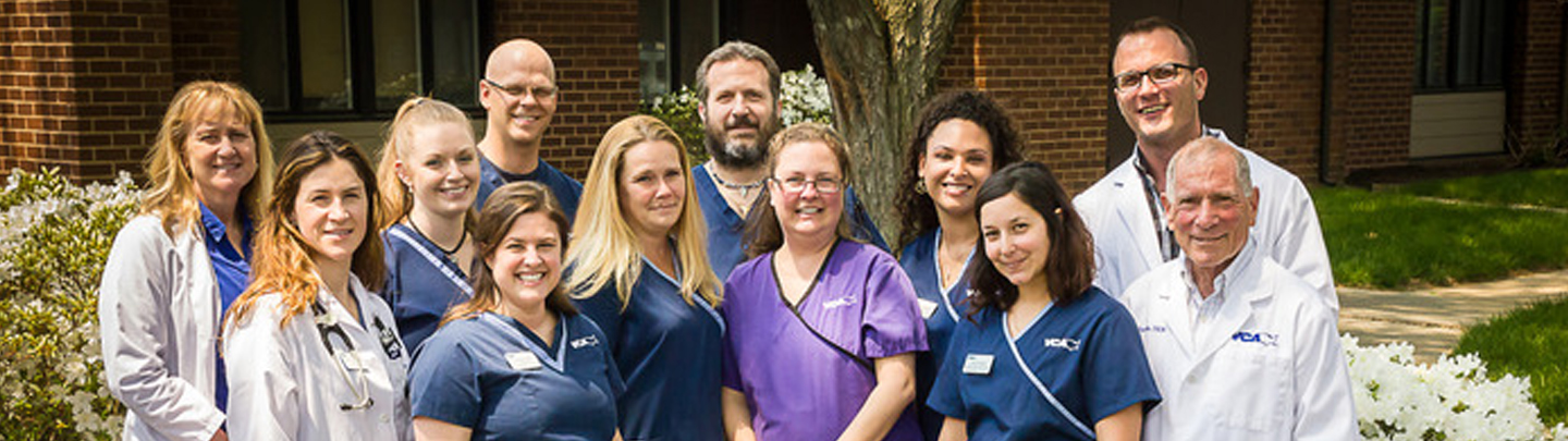 Team Picture of VCA Columbia Hickory Ridge Animal Hospital