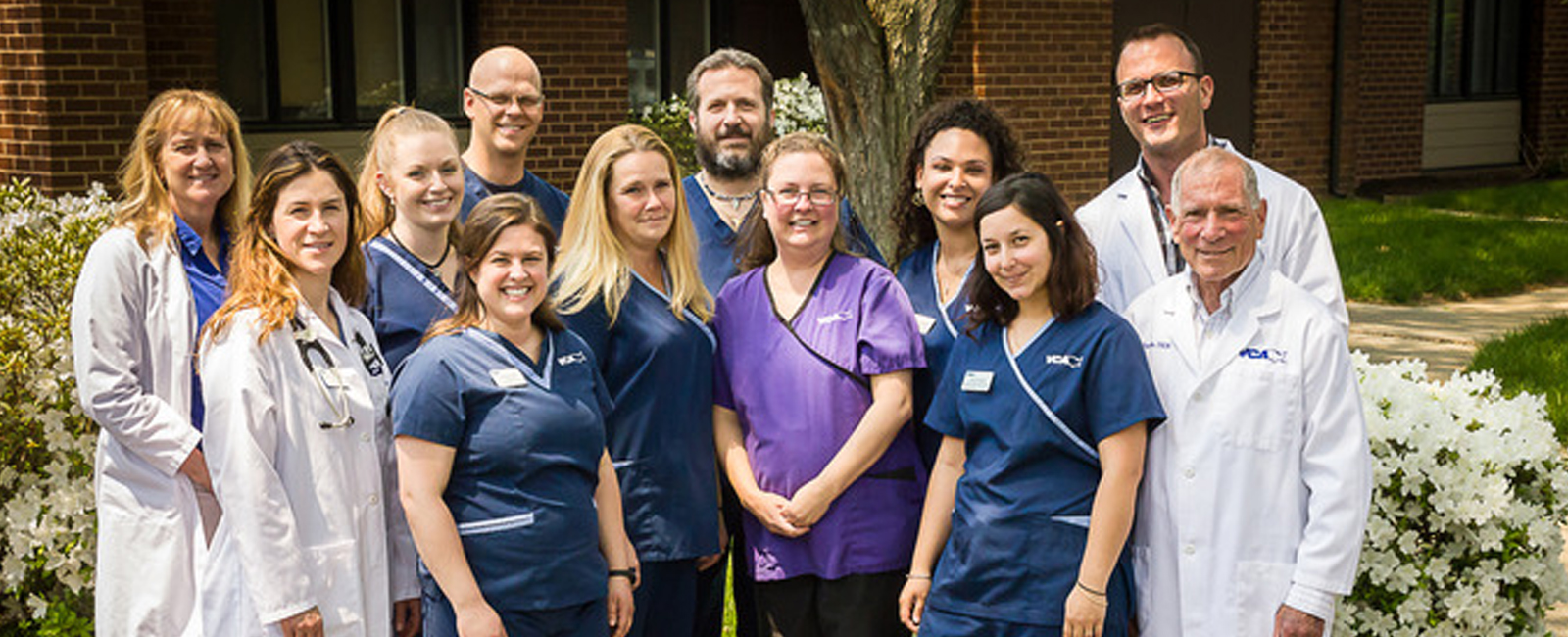 Homepage Team Picture of  VCA Columbia Hickory Ridge Animal Hospital