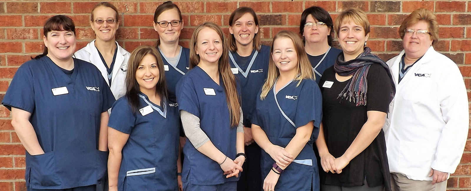 Team Picture of VCA Companion Care