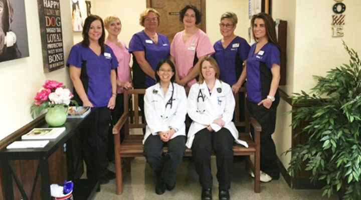 Team Picture of VCA Conewago Animal Hospital
