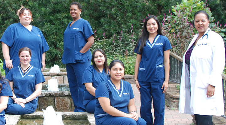 Homepage Team Picture of VCA Countryside Animal Hospital
