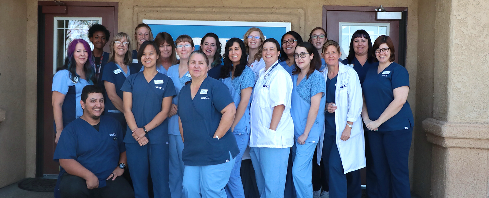 Homepage Team Picture of  VCA Crestwood Animal Hospital