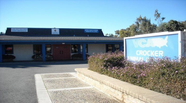 VCA Crocker Animal Hospital