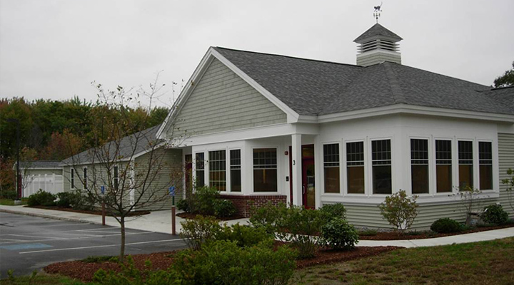Homepage Hospital Picture of VCA Daniel Webster Animal Hospital