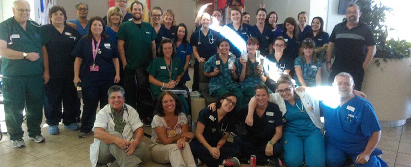 Homepage Team Picture of  VCA Desert Animal Hospital