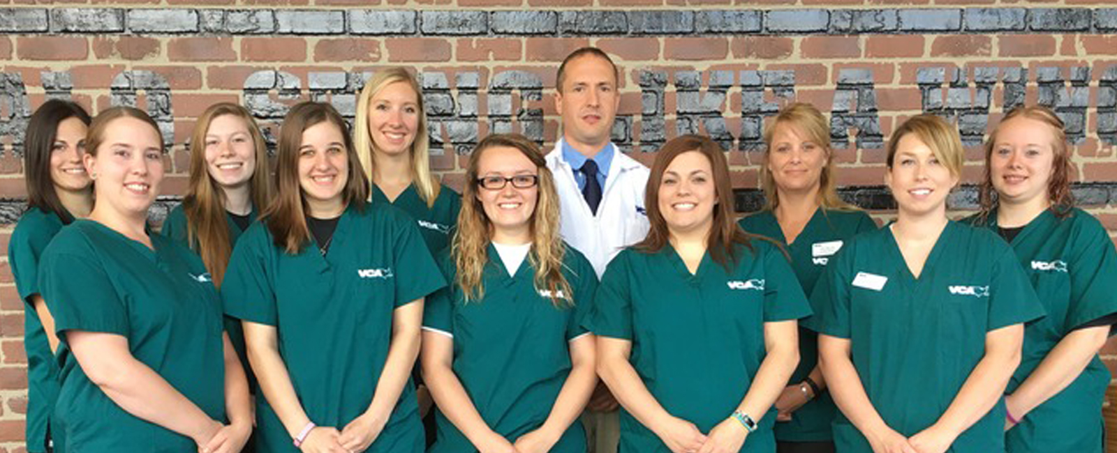 Homepage Team Picture of VCA Tiffin Animal Hospital