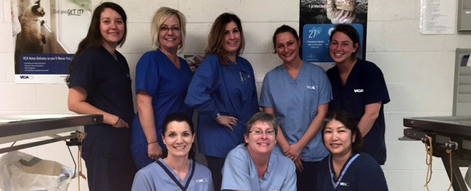 Homepage Team Picture of  VCA Dudley Avenue Animal Hospital