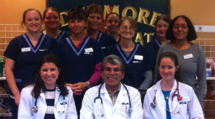 Team Picture of VCA Dunmore Animal Hospital