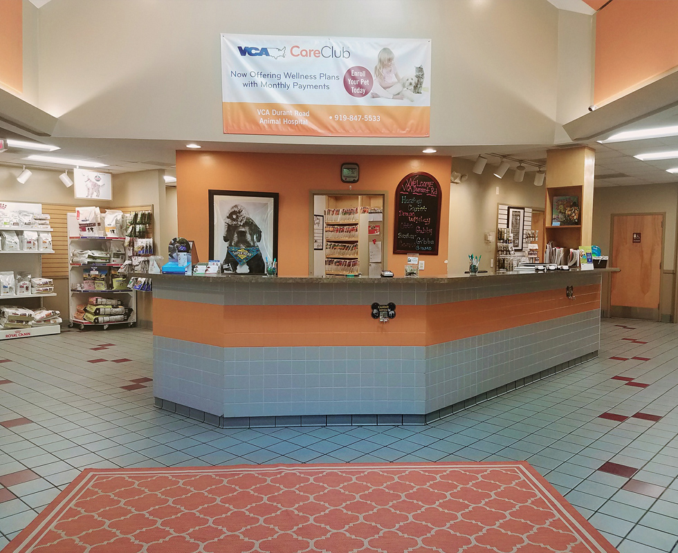 Hospital Picture of VCA Durant Road Animal Hospital