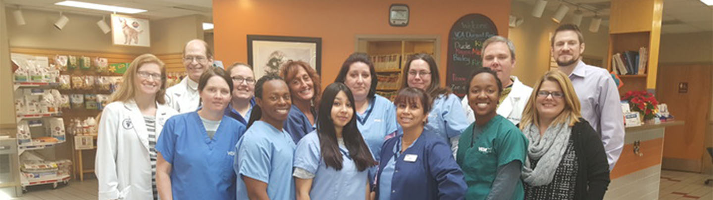 Team Picture of VCA Durant Road Animal Hospital