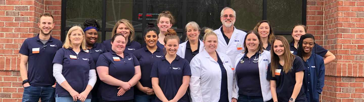 Team Picture of VCA Eads Animal Hospital