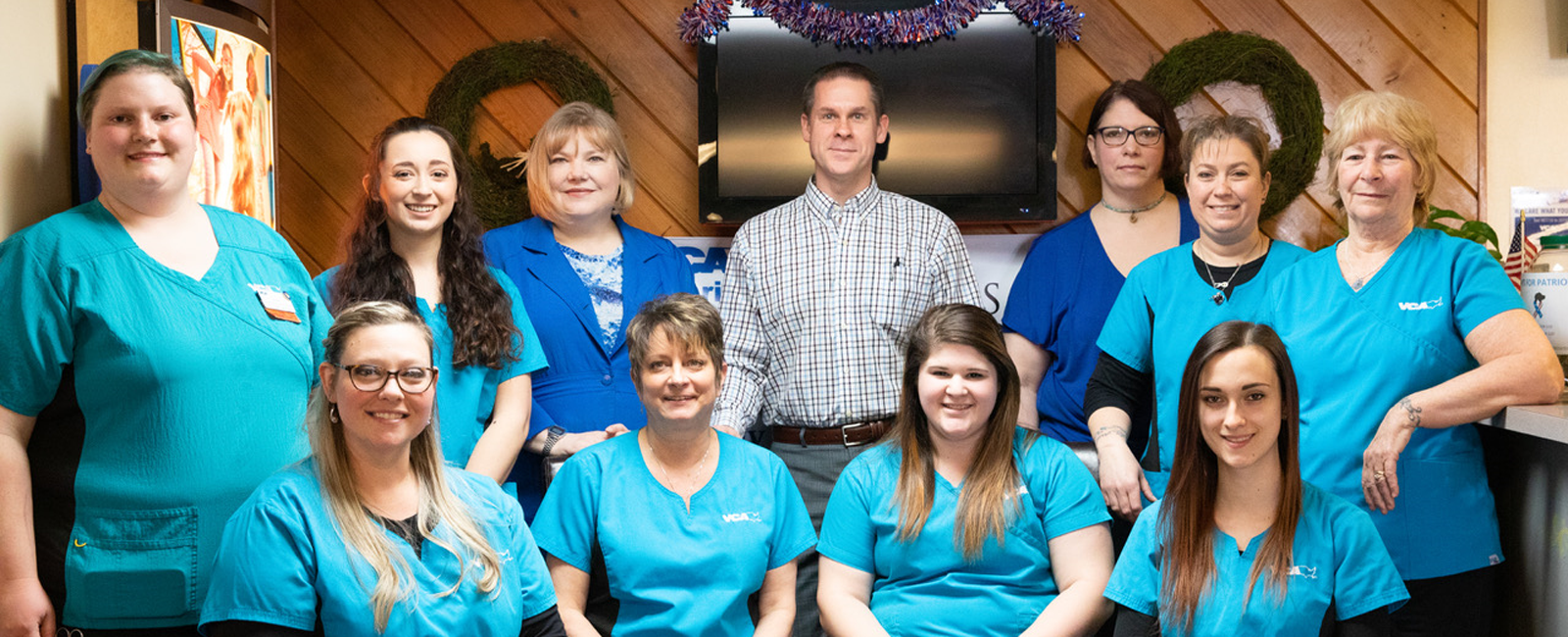 Homepage Team Picture of VCA East Penn Animal Hospital
