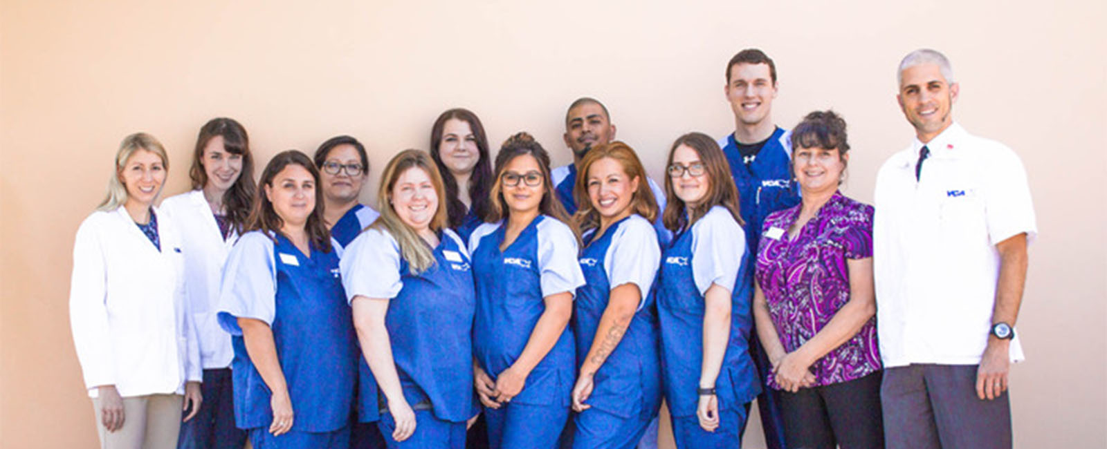 Homepage Team Picture of VCA El Mirage Animal Hospital