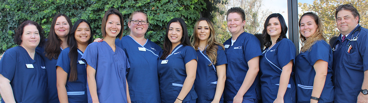 Team Picture of VCA El Rancho Animal Hospital