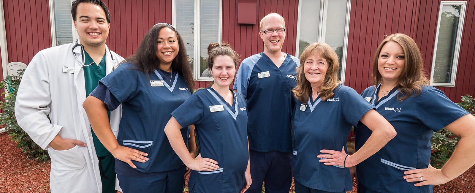 Team Picture of VCA Elkton Animal Hospital