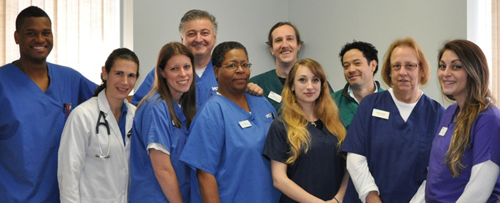 Homepage Team Picture of VCA Everett Animal Hospital