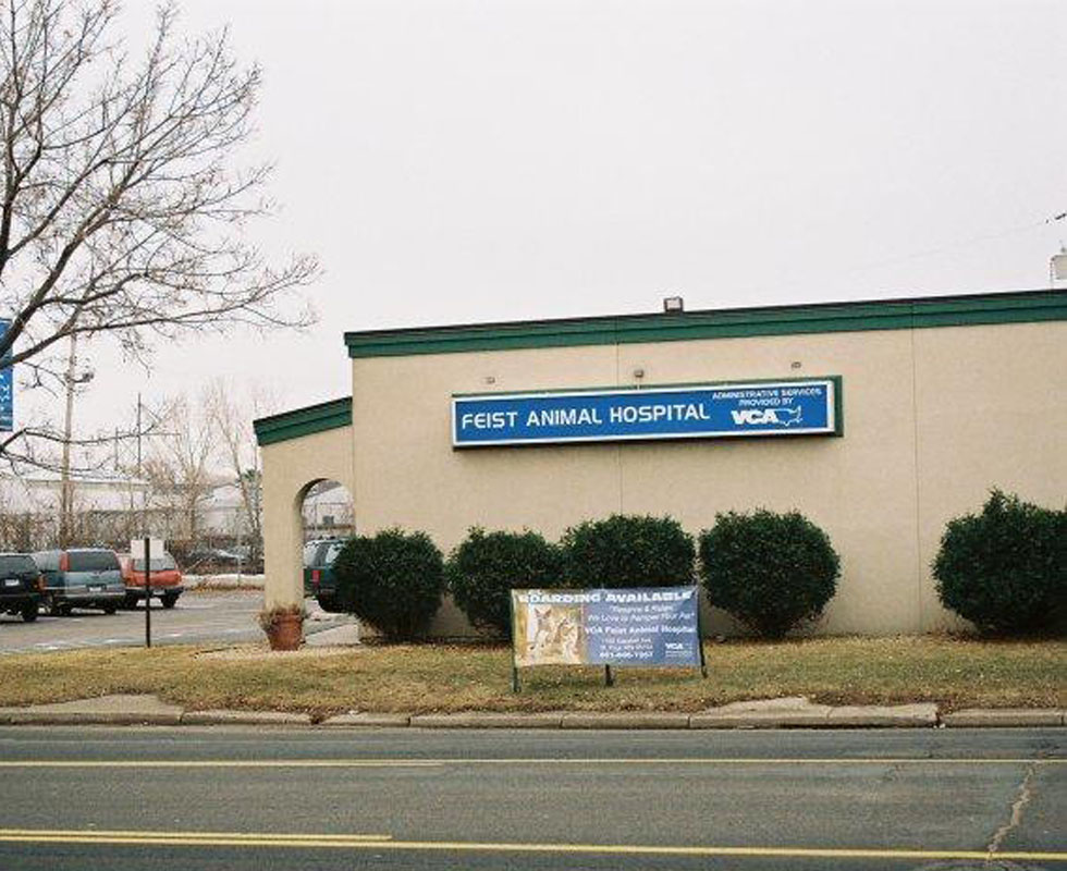 Hospital Picture of VCA Feist Animal Hospital