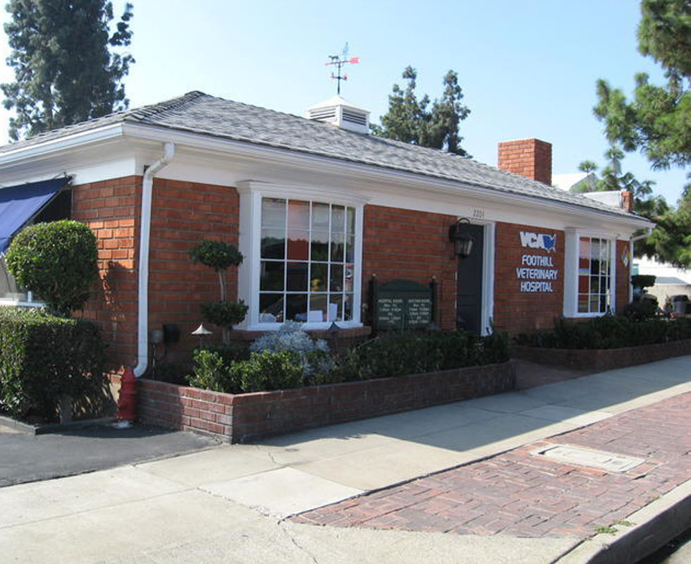 Hospital Picture of VCA Foothill Animal Hospital