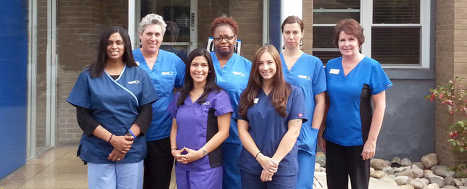 Homepage Team Picture of VCA Foster Animal Hospital