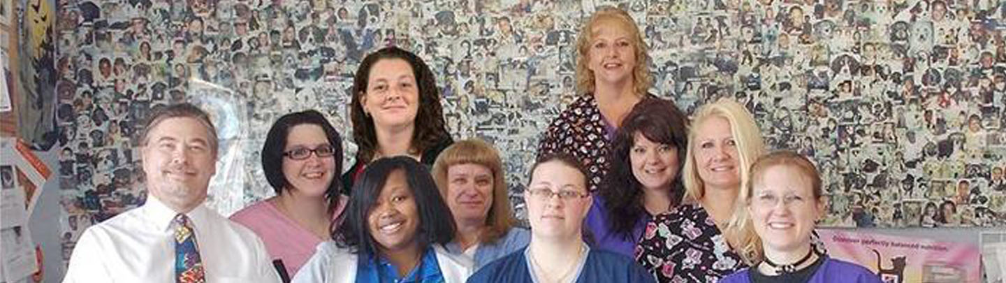 Team Picture of VCA Garden City Animal Hospital