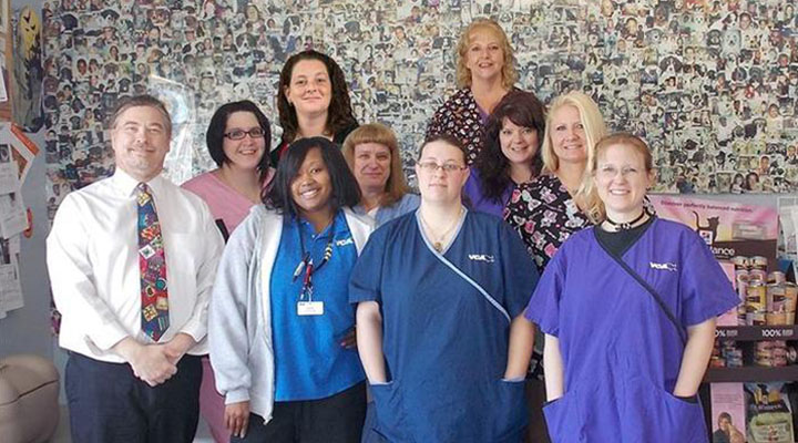 Homepage Team Picture of VCA Garden City Animal Hospital