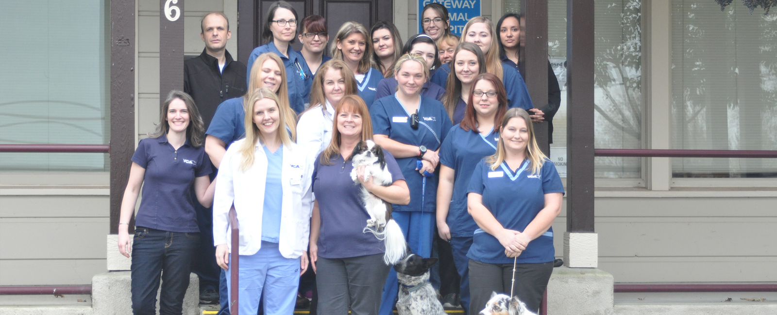 Team Picture of VCA Gateway CA Animal Hospital