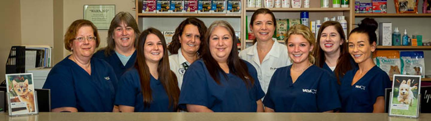 Team Picture of VCA Gettysburg Road Animal Hospital