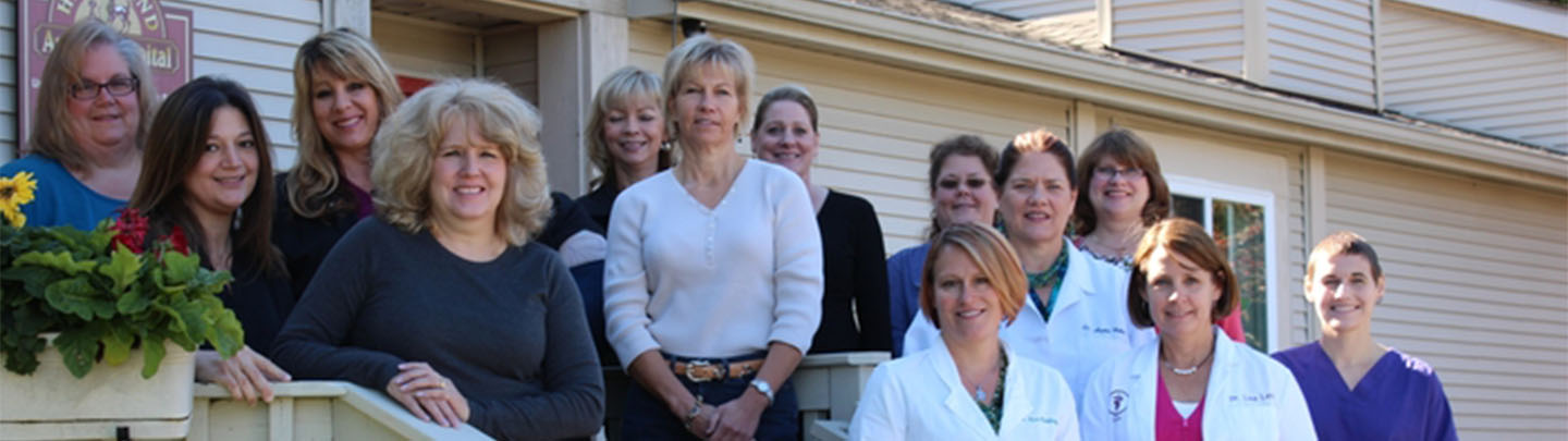 Team Picture of VCA Hartland Animal Hospital