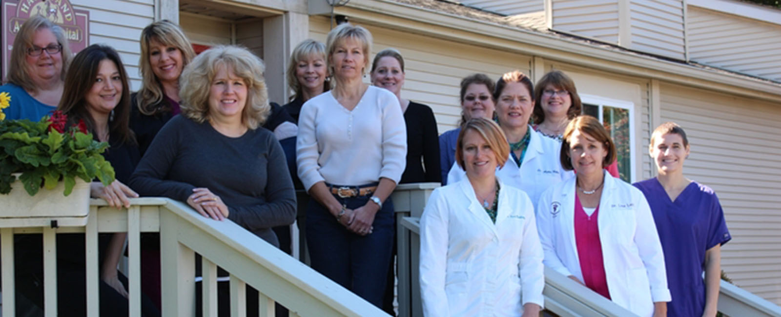 Homepage Team Picture of VCA Hartland Animal Hospital