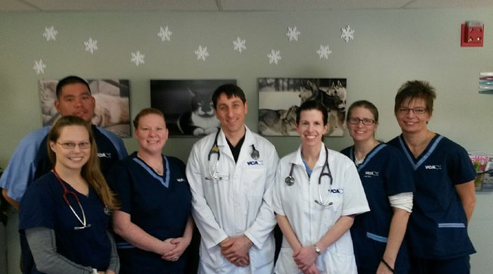 VCA Hawthorn Animal Hospital - Our Team