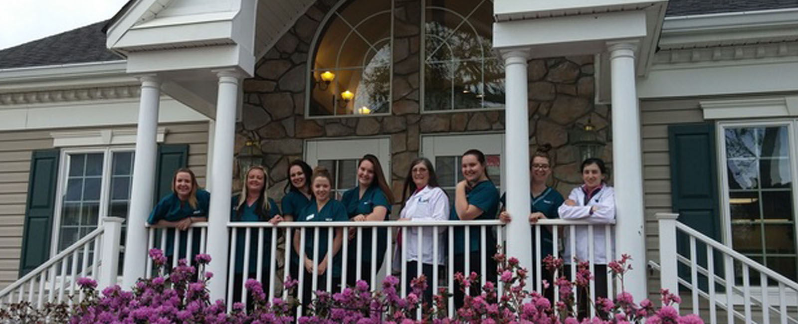 Homepage Team Picture of VCA Healthy Paws Animal Hospital