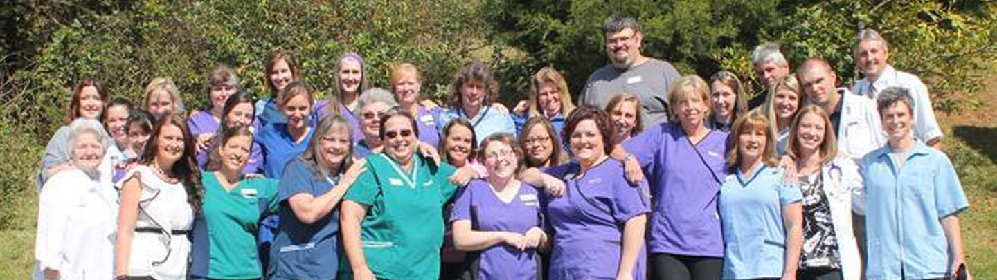 Team Picture of VCA Highlands Animal Hospital