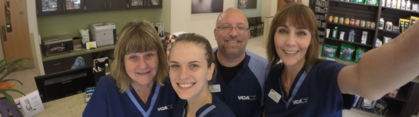 VCA Hillsboro Animal Hospital - Our Team