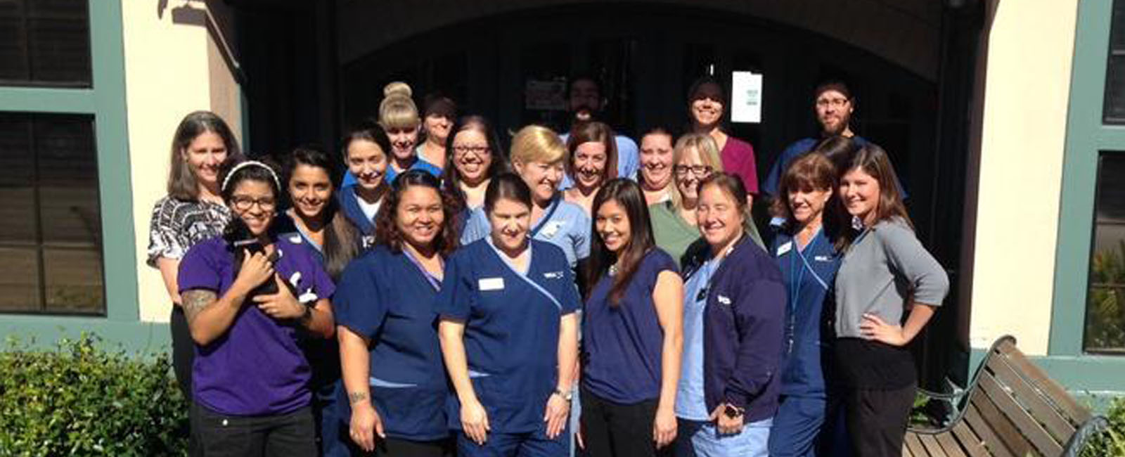 Homepage Team Picture of VCA Holly Street Animal Hospital