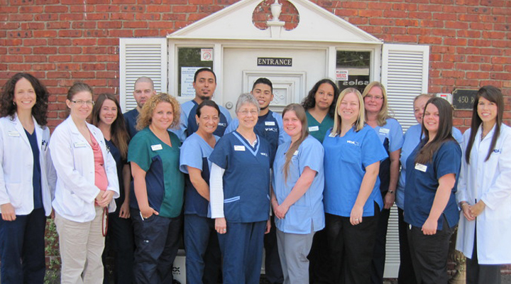 Team Picture of VCA Iselin Animal Hospital