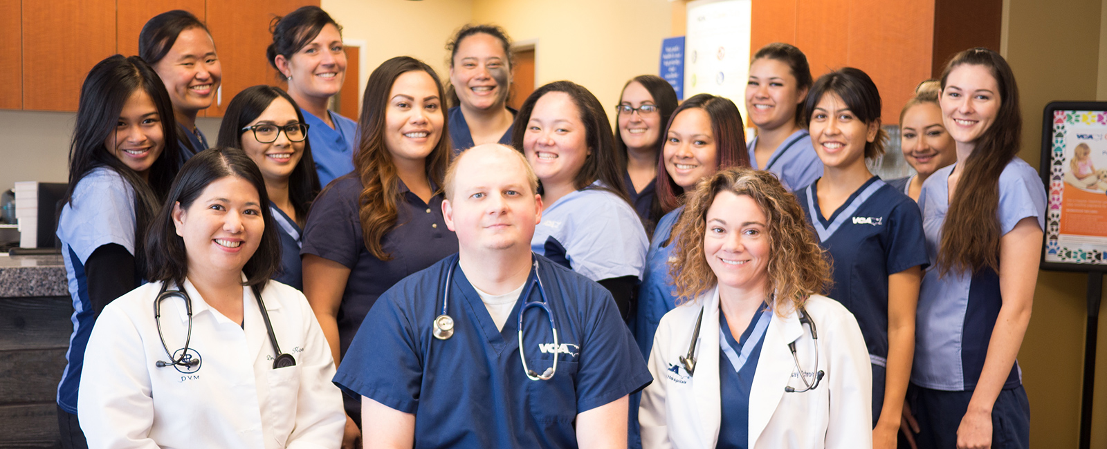 Team Picture of VCA Kapolei Animal Hospital