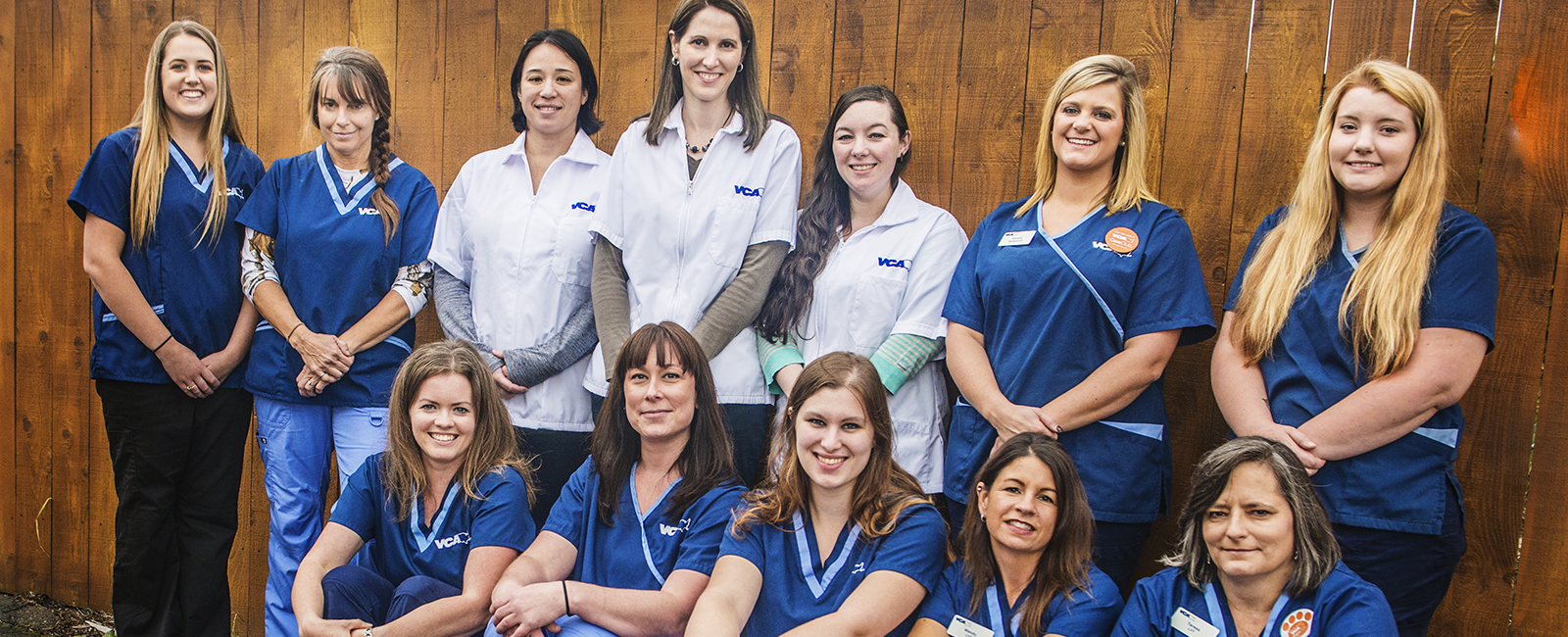Homepage Team Picture of VCA Lacey Animal Hospital
