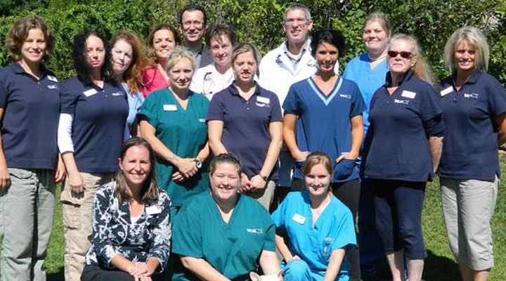 Team Picture of VCA Lakes Region Veterinary Hospital