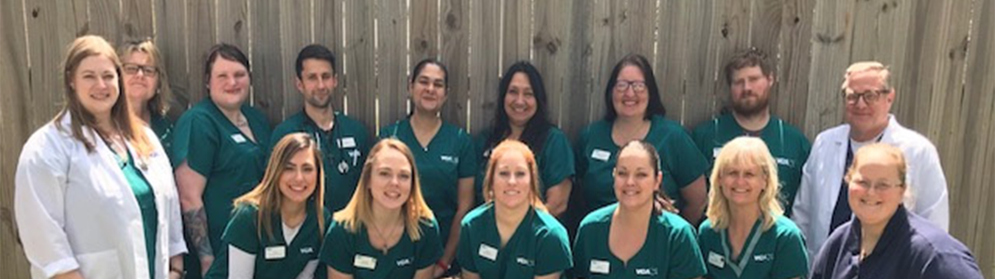 Team Picture of VCA Lakeside Animal Hospital
