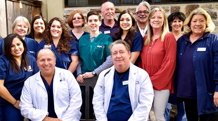 Homepage Team Picture of VCA Lakewood Animal Hospital