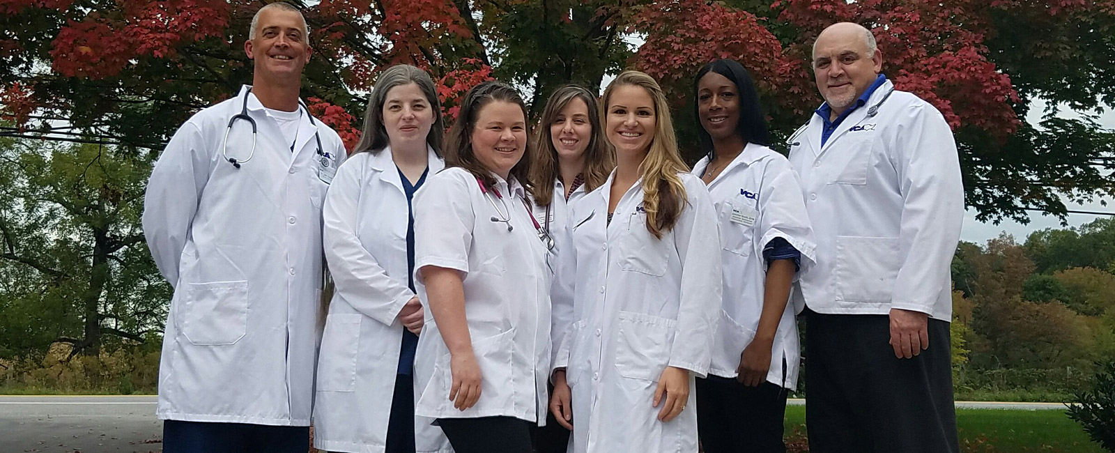 Team Picture of VCA Lewis Animal Hospital