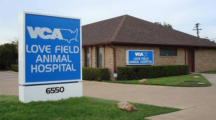 Homepage Hospital Picture of VCA Love Field Animal Hospital