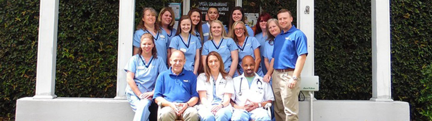 Team Picture of VCA Mainland Animal Hospital