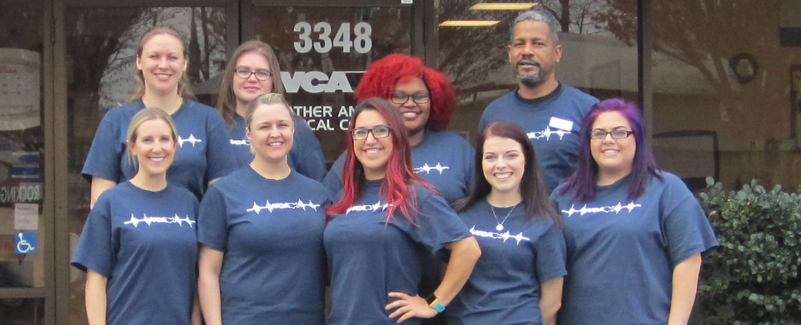 Team Picture of VCA Mather Animal Medical Center