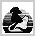 VCA McClave Animal Hospital Tailwagger Newsletter logo