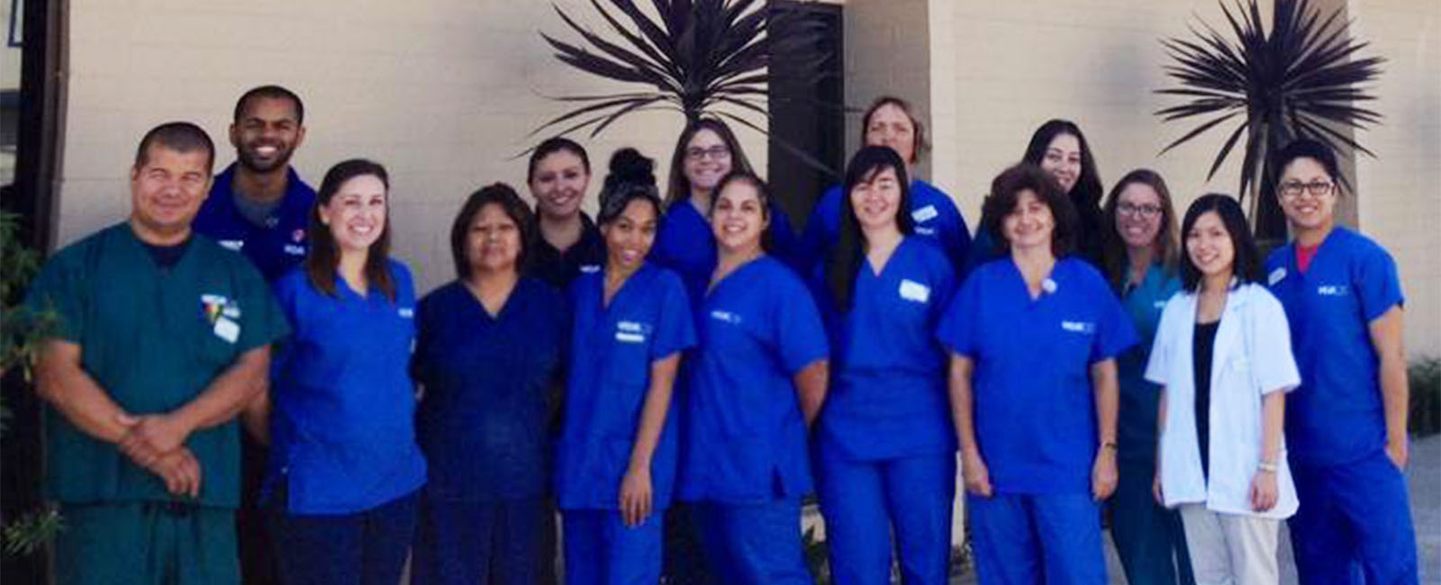 Homepage Team Picture of VCA McClave Animal Hospital